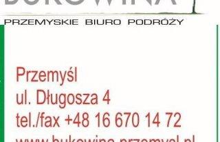 Przemyskie Biuro Podróży Bukowina Przemyśl