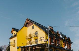 Majerzanka - Hotel , Restauracja Piwniczna-Zdrój