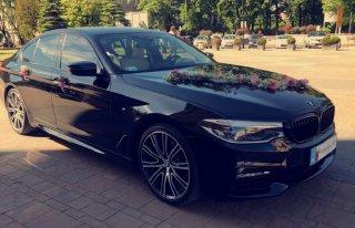 Najnowsze BMW Serii 5 G30 -- MPakiet -- BIAŁA SKÓRA -- PROMOCJA ! Radom