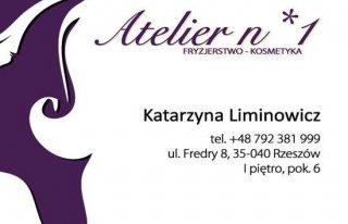 Atelier n1 Salon fryzjersko-kosmetyczny Rzeszów