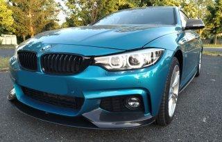 BMW 430 xi M Performance - auto do ślubu, wesele Katowice