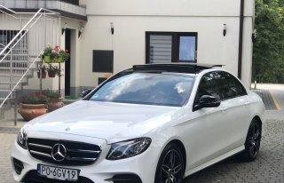 Nowy Mercedes E klasa w pakiecie AMG  Myślenice
