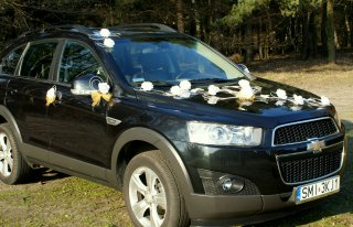Chevrolet Captiva Tychy Tychy