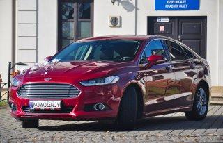 Samochód do ślubu, Auto na ślub, Ford Mondeo MK5, Kraków, Wesele Kraków