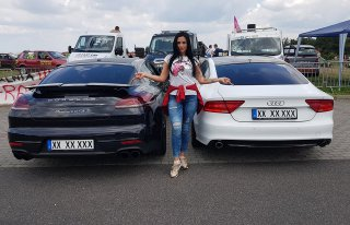 Audi A7 Porsche Panamera Arnika Vip Cars Bielsko-Biała
