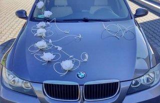 samochód/ auto wesele/ ślub Kozy
