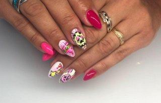 Sora Noorte - salon urody, stylizacja paznokci Nysa