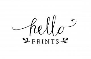 Hello! Prints - Unique Stationery & Paper Goods Rzeszów