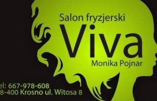 Viva Salon Fryzjerski Krosno