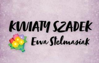 Kwiaty Szadek Ewa Stelmasiak Szadek