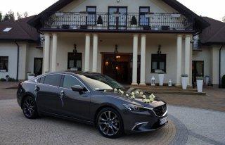 Auto do ślubu Kraków i okolice - Mazda 6 Kraków