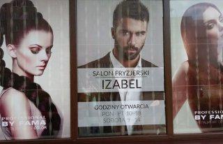 Salon Fryzjerski Izabel Suwałki