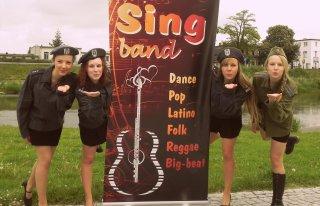 SING BAND Konin