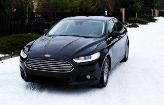 Czarną Perłą do ślubu-Ford Edition 2017 Toruń