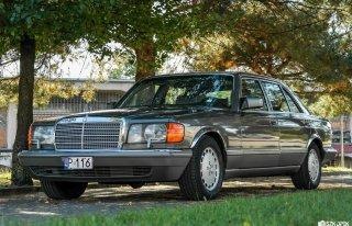 Mercedes S klasa Long Białystok