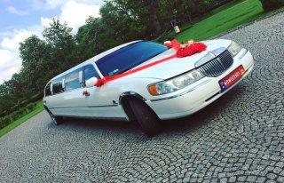 Limuzyna Lincoln Town Car  Chełmno