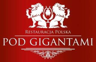 Restauracja Pod Gigantami Warszawa