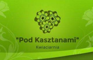 "Kwiaciarnia ""Pod Kasztanami"" Mława"