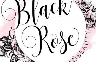 """Stylizacja Paznokci """"Black Rose'' Brzeg Brzeg"""