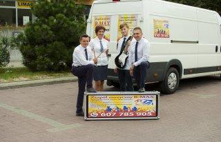 Zespół muzyczny na wesela i okolicznościówki Mińsk Mazowiecki