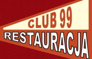 """Restauracja Rodzinna """"Club 99"""" Katowice"""