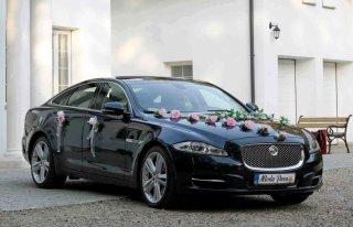 Pięknym Jaguarem XJ  do ślubu - GRAM  TEŻ NA AKORDEONIE  Białystok