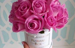Flowers Box - Kwiaty w pudełku Łódź Łódź