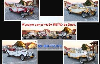 PROMOCJA Auto Retro Alfa Nestor, Spider do ślubu Kraków Małopolska Kraków
