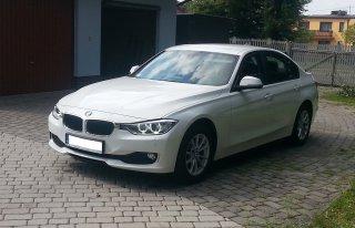 BMW do ślubu Rybnik