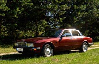 Jaguar XJ6 auto do ślubu Biłgoraj