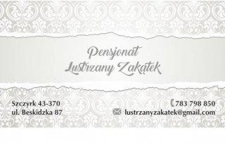 Pensjonat & Restauracja Lustrzany Zakątek Szczyrk