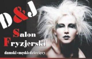 D&J Salon Fryzjerski Nałeczow