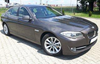 BMW 5 F10 Tychy