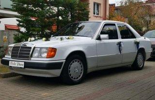 Access - wyjątkowy Mercedes w124 do ślubu  Starogard Gdański