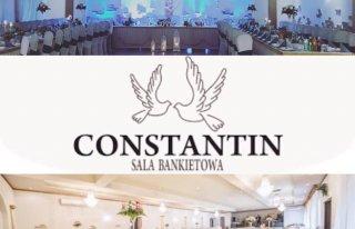 Constantin - sala bankietowa. Bytom