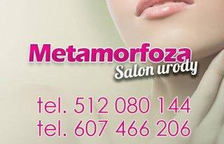 Salon Urody Metamorfoza Pabianice