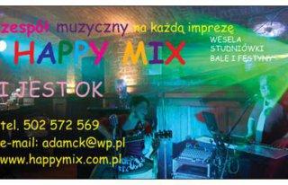 Zespół weselny HAPPY MIX Wrocław - Bielawa