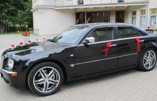 Auto Samochód Chrysler 300C Do Ślubu/Wesela.  lublin