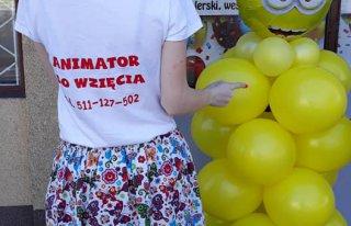 Daria Szyjka - animator dla dzieci Oświęcim