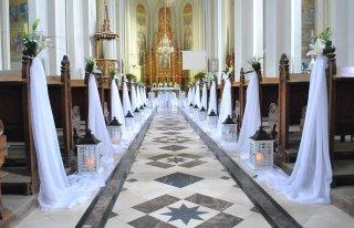 Dekoracje ślubne Julkadekor Płock