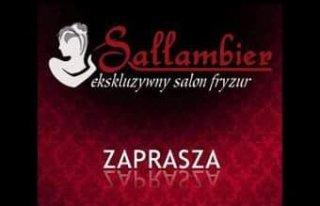 "Ekskluzywny Salon Fryzur ""Sallambier"" Kielce"