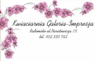 Kwiaciarnia- Galeria Impresja Radomsko