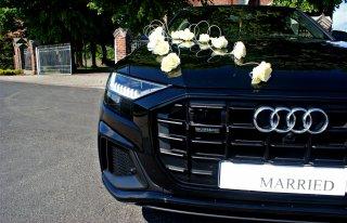 Audi Q8 Czarne Konin