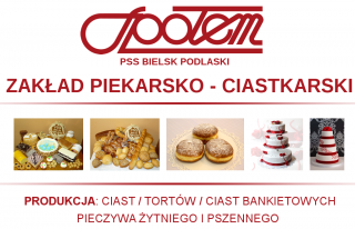 Zakład Piekarsko-Ciastkarski PSS Społem Bielsk Podlaski Bielsk Podlaski