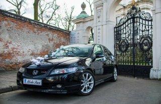 Honda Accord type s do ślubu i wesela Kraków