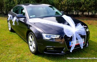 AUDI A5 Sportback - gwarantuję pełną satysfakcję! Nieporęt