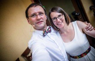Mr and Mrs Najder / DJ i Wodzirej Poznań