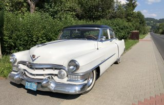 Samochód do ślubu Cadillac Buick i inne Rabka-Zdrój