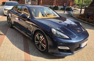 Auto i Dekoracje Ślubne Porsche Panamera, Mercedes GLC i GLK Grodzisk Mazowiecki
