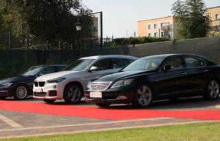 LEXUS LS 460   BMW F48   BMW F30 NA TWOJE WESELE Siemianowice Śląskie